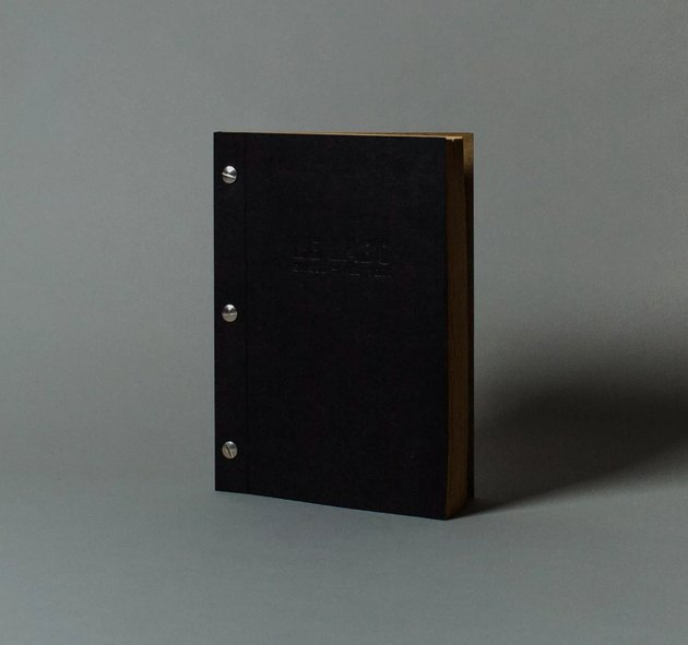 Le Labo Santal 26 Scented Notebook, $55