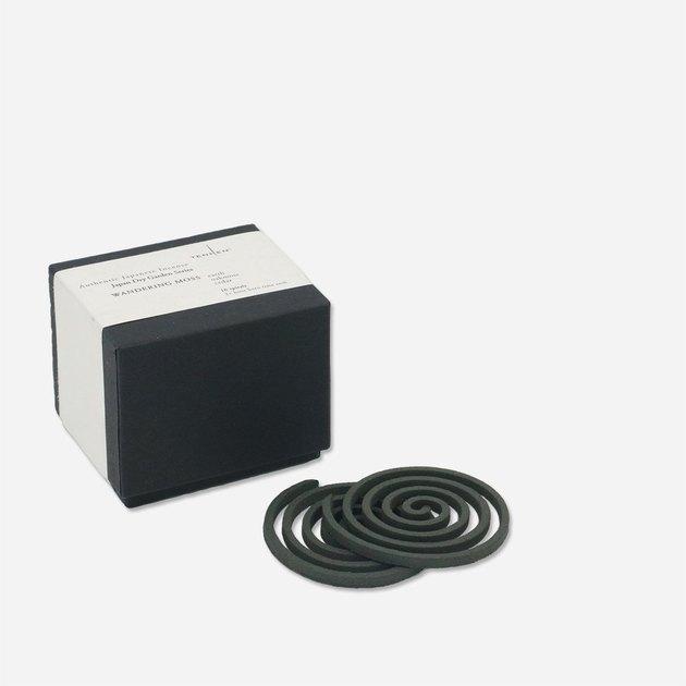 Tennen Studio Spiral Incense, $38
