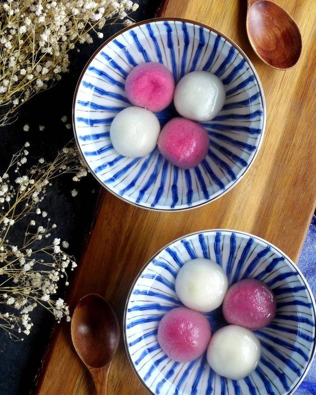 Red House Spice Tang Yuan (Chinese Glutinous Rice Balls)