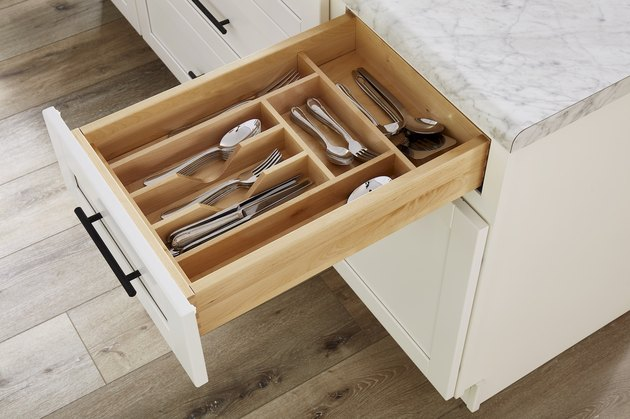utensil storage organizer