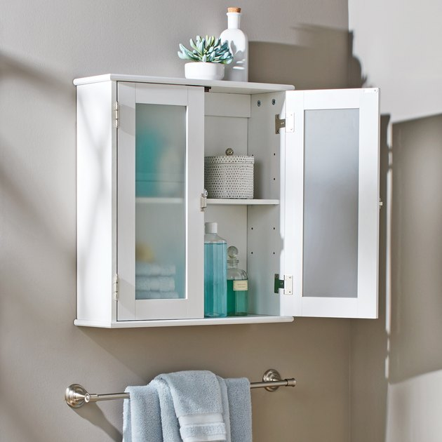 Better Homes & Gardens Harborough Bathroom Storage Wall Cabinet