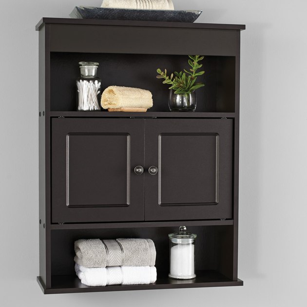 Mainstays Bathroom Wall Mounted Storage Cabinet