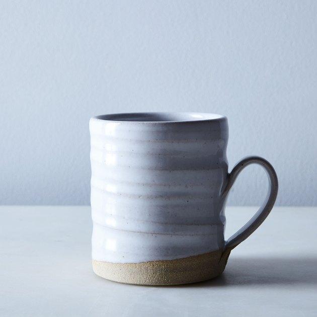 Farmhouse Pottery Handmade Stoneware Mug, $36