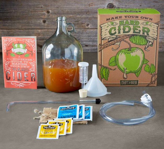 Hard Apple Cider Brewing Kit