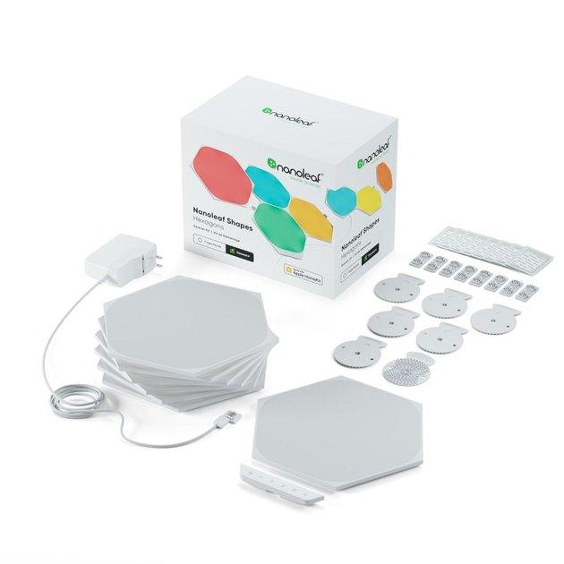 Nanoleaf Shapes Hexagon Light Starter Kit