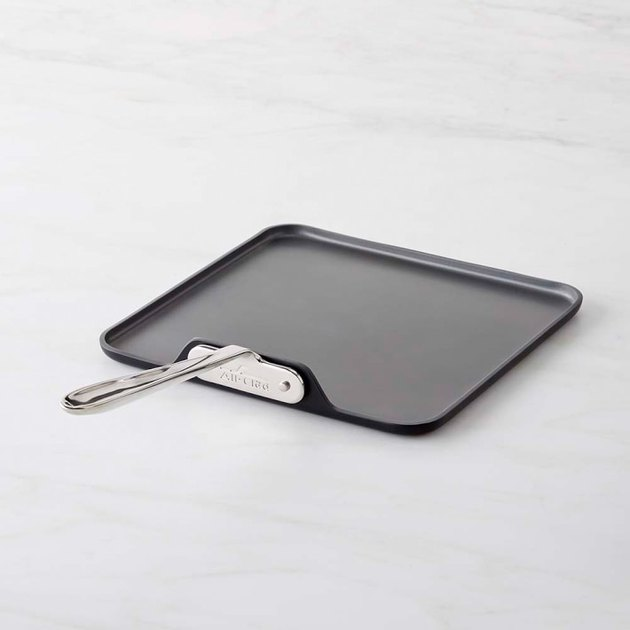 stovetop griddle All-Clad NS1 Nonstick Square Griddle from Williams Sonoma