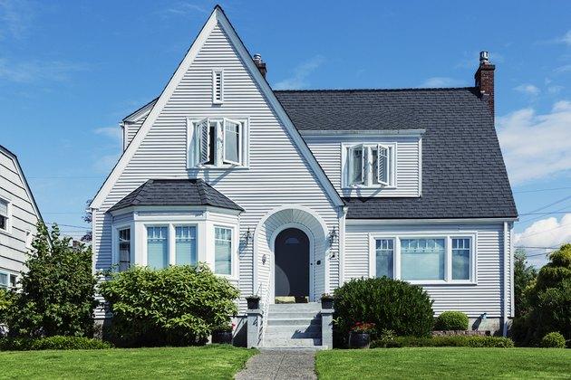 Minimal Traditional Shingle Style Home