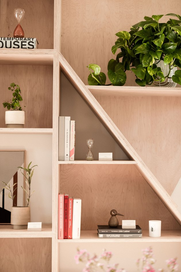 Shop the Hunker House Bookcase
