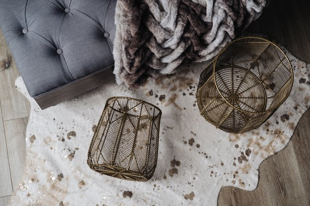 Walmart Fall Rustic Luxe living room