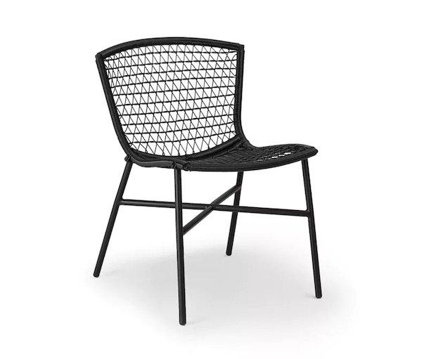 Sala Graphite Dining Chair