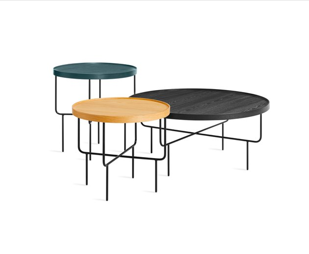 Roundhouse Table Collection
