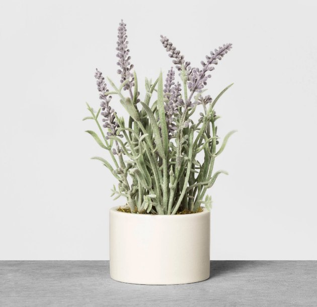 Faux Lavender Potted Plant - Hearth & Hand™ with Magnolia