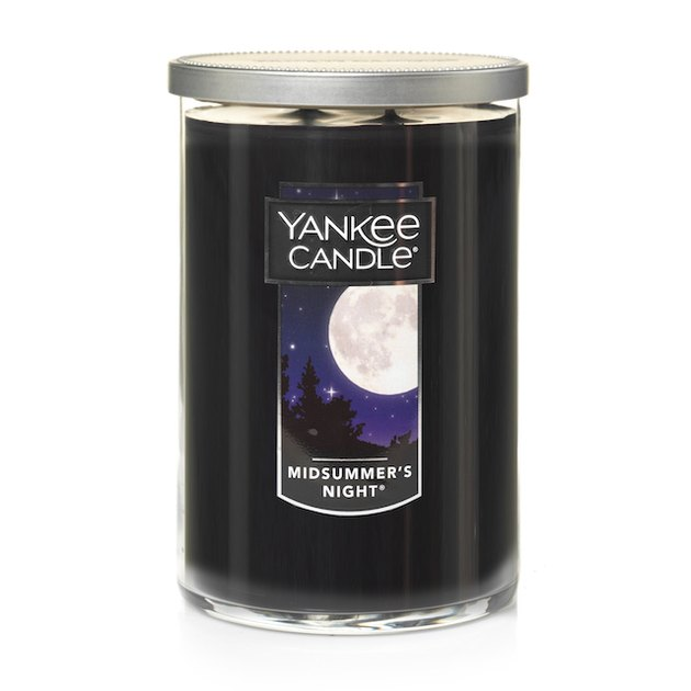 Yankee Candle Midsummer's Night - Large 2-Wick Tumbler Candle