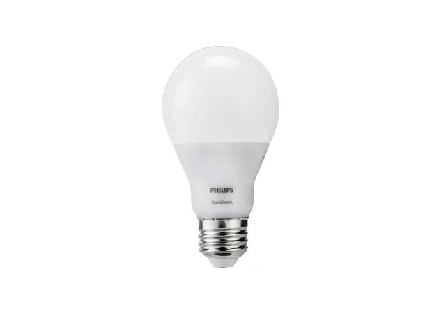 Color changing light bulb with 3 varying color temperatures Set the right mood with the right brightness; no dimmer needed 60 watt equivalent LED light bulb works with existing fixtures