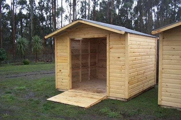 How to Build a Wooden Ramp for a Shed