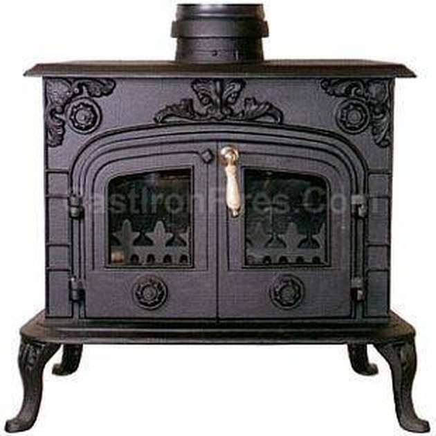 how to remove rust from a cast iron stove hunker. Black Bedroom Furniture Sets. Home Design Ideas