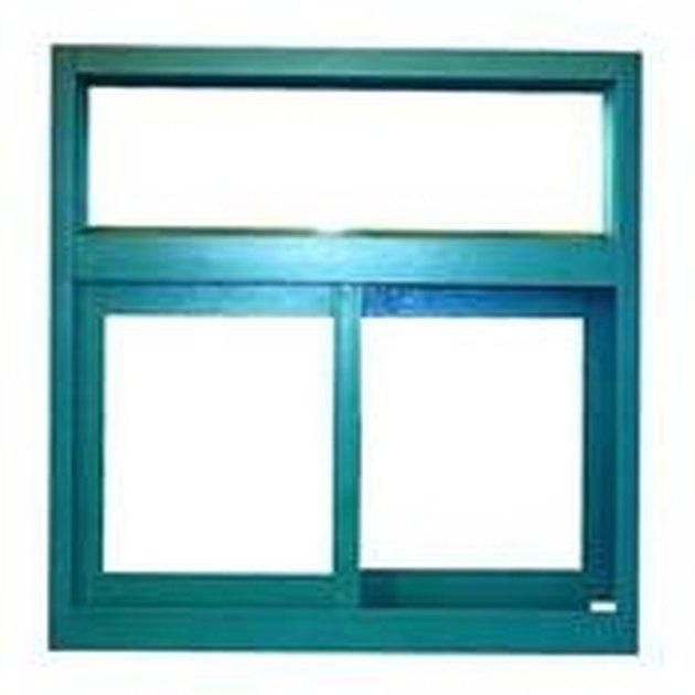 How to Clean Aluminum Windows