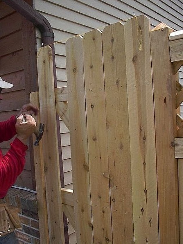 How To Build A Wooden Gate Professionally Hunker