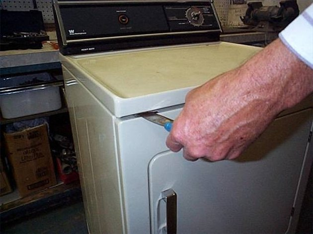 How To Replace A Belt On An Electric Hotpoint Dryer Hunker