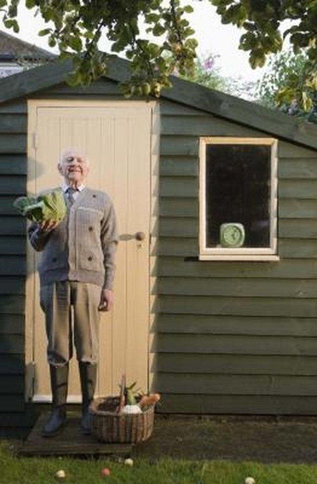 How To Turn A Storage Shed Into A Tiny House Hunker