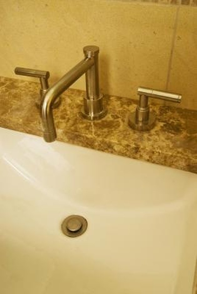 How To Remove Water Marks From Marble Hunker