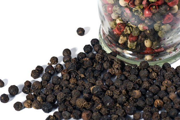 Can You Grow a Black Pepper Plant From a Black Pepper Seed From the Grocery Store?