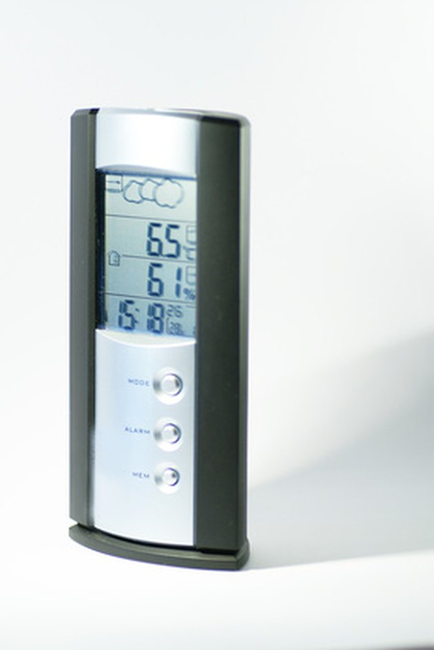 How To Reprogram A Programmable Thermostat