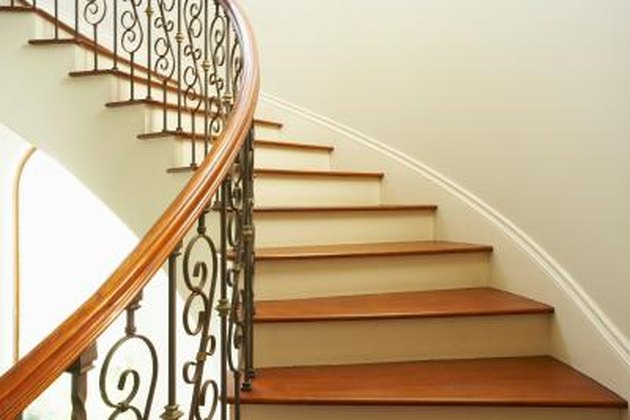 The Best Flooring For Covering Stairs In A Home Hunker