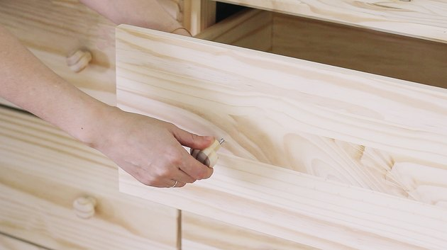 IKEA wood dresser drawer