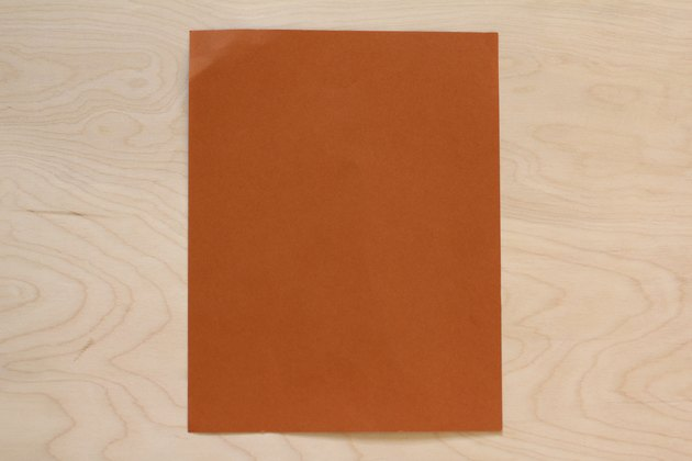 Papier brun