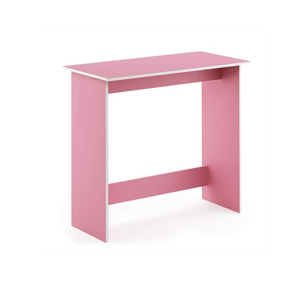 This super affordable option adds a little extra happiness to any space. It would work superbly in a small space due to its petite dimensions and bold statement.
