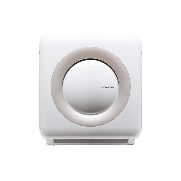 Not only does this sleek little air purifier accommodate rooms up to 361 square feet, but it also features a unique Eco Mode that will stop the fan as soon as the device's internal sensor indicates that the surrounding air is clean.
