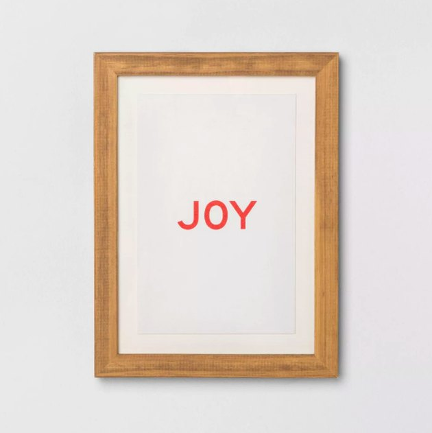 "8""X10"" Wall Décor Joy - Hearth & Hand™ with Magnolia"