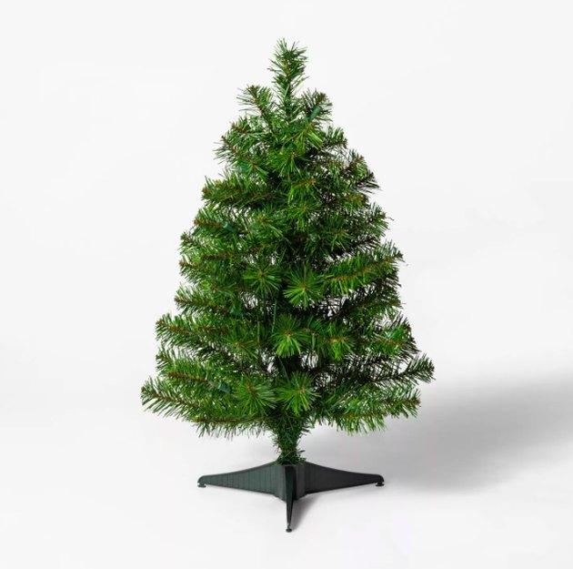 2ft Pre-lit Alberta Spruce Clear Lights Artificial Christmas Tree - Wondershop™