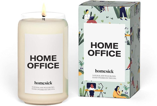 Homesick has quite the lineup of scents, ranging from special occasions to the nostalgic smell of grandma's kitchen. Packaged in 13.75-ounce containers, they're made with all-natural soy wax blend and have a burn time of up to 80 hours.