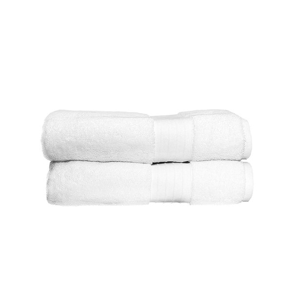 """Organic"" and ""budget"" aren't two words that usually appear side-by-side, but these GOTS-certified towels are definitely on the more wallet-friendly side of any we've seen. Whisper Organics even offers a 90-day satisfaction guarantee, so even if you're skeptical, there's no risk in giving them a shot."