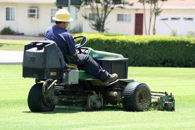 How to Make a Craftsman Lawn Tractor Go Faster