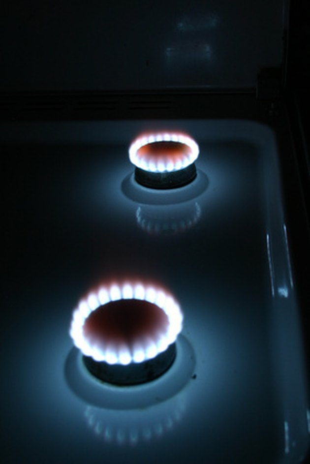 How to Repair a Chip in a Glass Top Stove