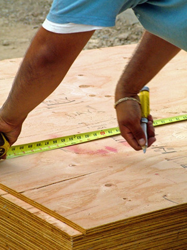 How to Weatherize Plywood