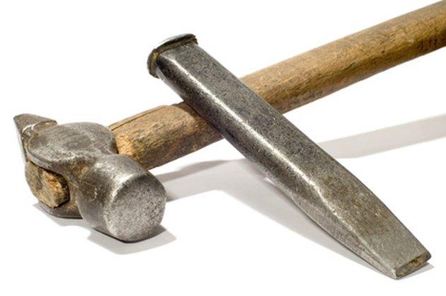 How to Install an Air Hammer Bit