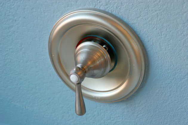 How To Install A Single Lever Handle Tub And Shower Faucet