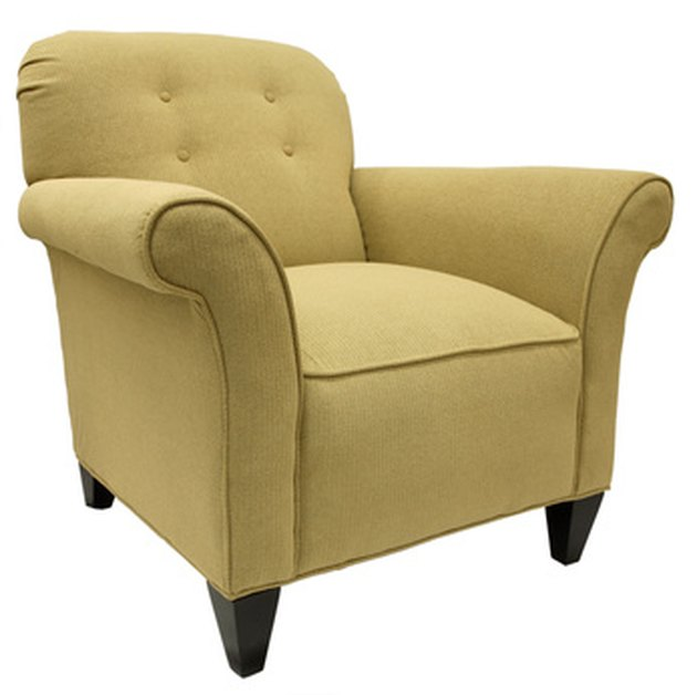 How To Remove Water Stains From A Fabric Chair Hunker
