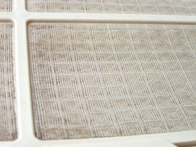 air-cond: air filter
