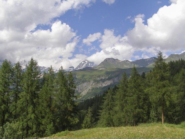 Cervinia Aosta Valley