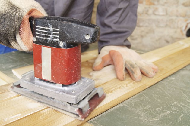 The Best Tools for Sanding Kitchen Cabinets | Hunker