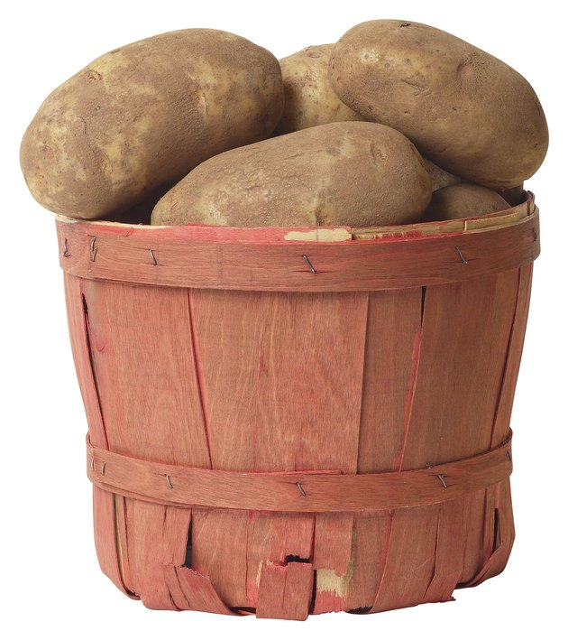 How to Grow Potatoes in a Barrel of Sawdust