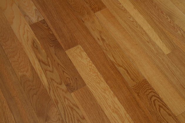 Golden Oak Hardwood Flooring