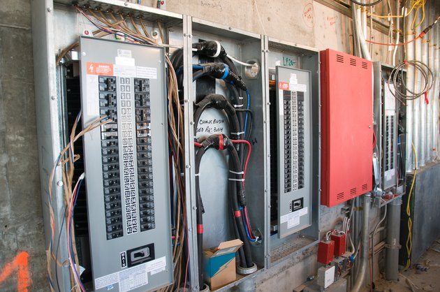 Electric fuse box
