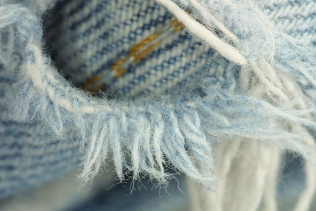 How To Fix A Tear Without Sewing Hunker