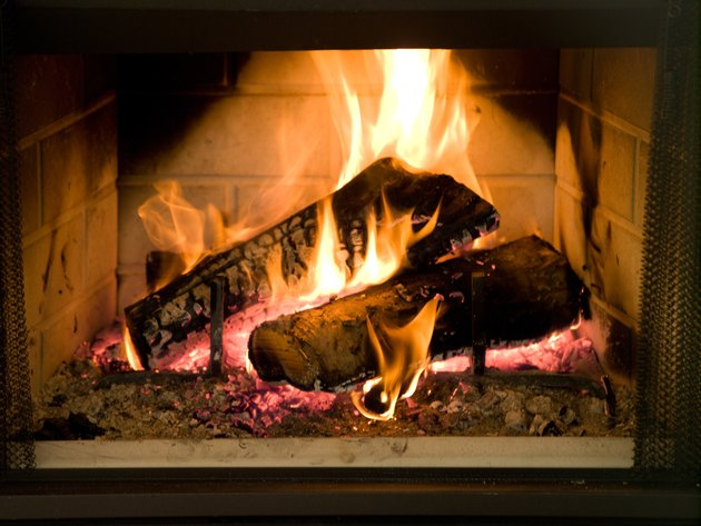 How to Make a Fireplace Opening Bigger